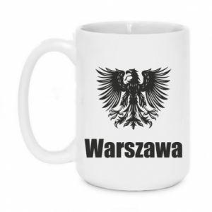 Kubek 450ml Warszawa - PrintSalon
