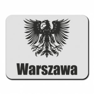 Mouse pad Warsaw