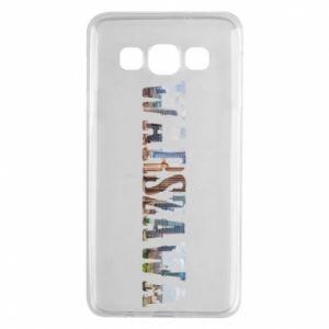 Samsung A3 2015 Case Warsaw