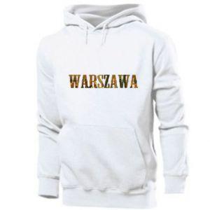Męska bluza z kapturem Warszawa