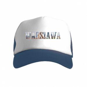 Kid's Trucker Hat Warsaw