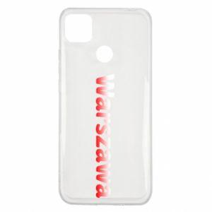 Xiaomi Redmi 9c Case Warsaw