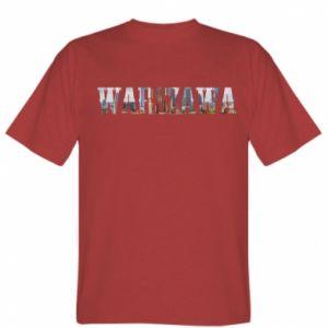 T-shirt Warsaw