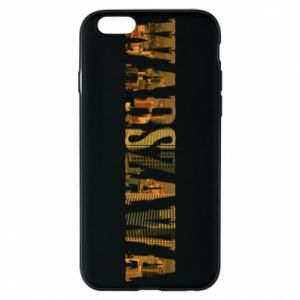 Phone case for iPhone 6/6S Warsaw