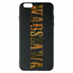 Phone case for iPhone 6 Plus/6S Plus Warsaw
