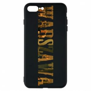 Phone case for iPhone 8 Plus Warsaw