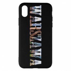 iPhone X/Xs Case Warsaw