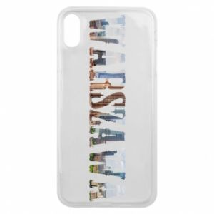 iPhone Xs Max Case Warsaw