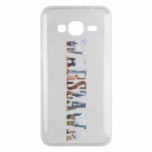 Samsung J3 2016 Case Warsaw