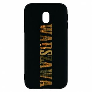 Phone case for Samsung J3 2017 Warsaw