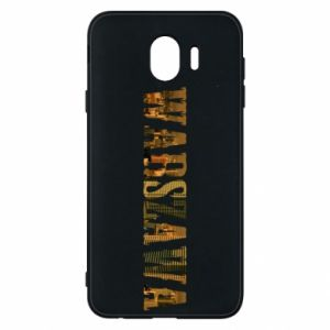 Phone case for Samsung J4 Warsaw