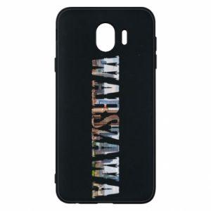 Samsung J4 Case Warsaw