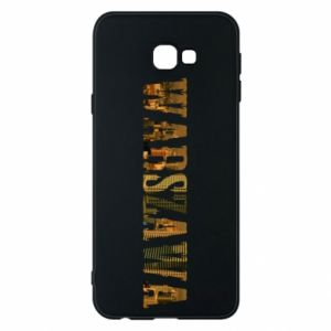 Phone case for Samsung J4 Plus 2018 Warsaw