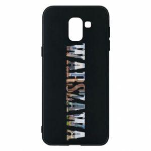 Samsung J6 Case Warsaw
