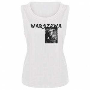 Women's t-shirt Warszawa