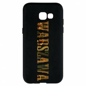 Phone case for Samsung A5 2017 Warsaw