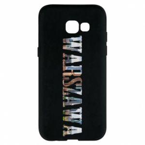 Samsung A5 2017 Case Warsaw