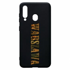 Phone case for Samsung A60 Warsaw