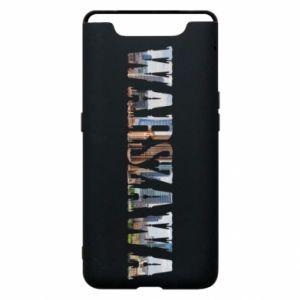 Samsung A80 Case Warsaw