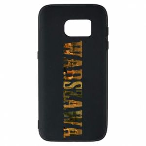 Phone case for Samsung S7 Warsaw