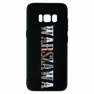 Samsung S8 Case Warsaw