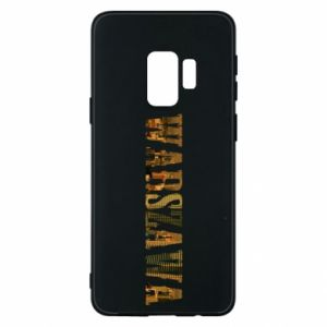 Phone case for Samsung S9 Warsaw