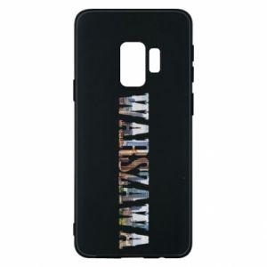Samsung S9 Case Warsaw