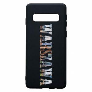 Samsung S10 Case Warsaw