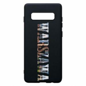 Samsung S10+ Case Warsaw