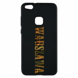Phone case for Huawei P10 Lite Warsaw