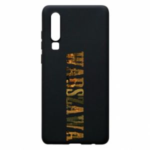 Phone case for Huawei P30 Warsaw