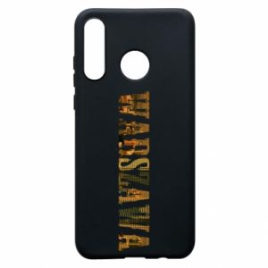 Phone case for Huawei P30 Lite Warsaw