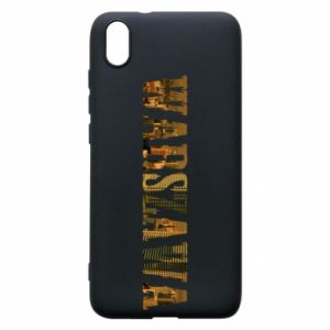 Phone case for Xiaomi Redmi 7A Warsaw