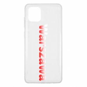Samsung Note 10 Lite Case Warsaw