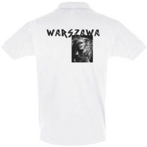 Koszulka Polo Warszawa