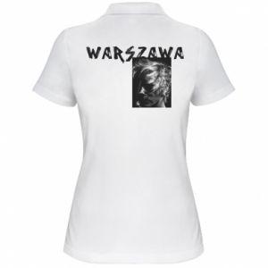 Women's Polo shirt Warszawa