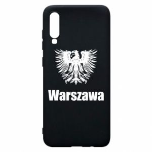 Phone case for Samsung A70 Warsaw