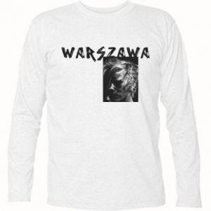 Koszulka z długim rękawem Warszawa