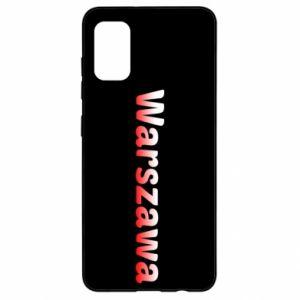 Samsung A41 Case Warsaw