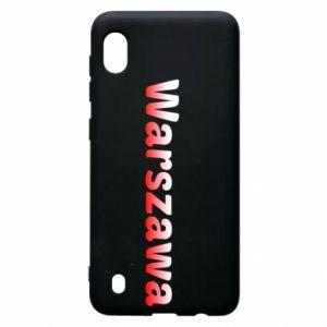 Samsung A10 Case Warsaw
