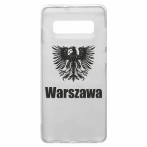 Phone case for Samsung S10+ Warsaw