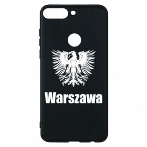 Phone case for Huawei Y7 Prime 2018 Warsaw