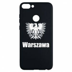 Phone case for Huawei P Smart Warsaw