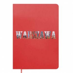 Notepad Warsaw