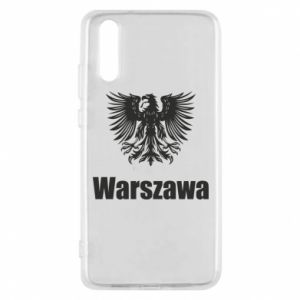 Phone case for Huawei P20 Warsaw