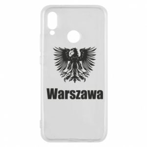 Phone case for Huawei P20 Lite Warsaw