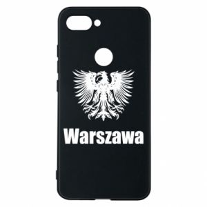 Phone case for Xiaomi Mi8 Lite Warsaw