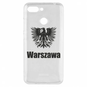 Phone case for Xiaomi Redmi 6 Warsaw