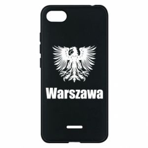 Phone case for Xiaomi Redmi 6A Warsaw