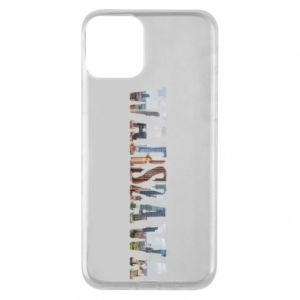 iPhone 11 Case Warsaw